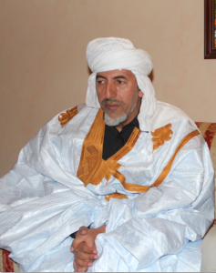 العلامة الشيخ بن حم حفظه الله